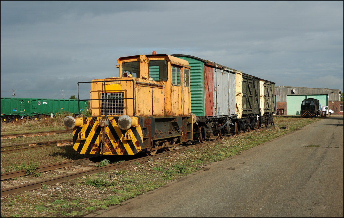 long marston railway